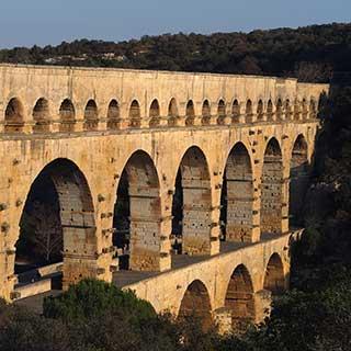 Pont du Gard - Pont aqueduc romain